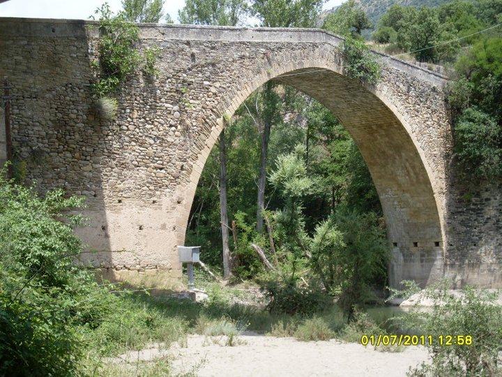 Il ponte della vecchia for Ponte intorno alla casa