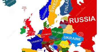 LA COMPLESSATA EUROPA