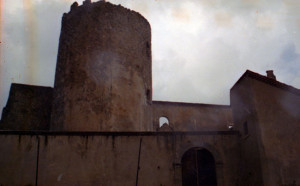 1 torri e resti di mura moliterno