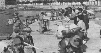 approvigionamento alimentare italia sud seconda guerra mondiale