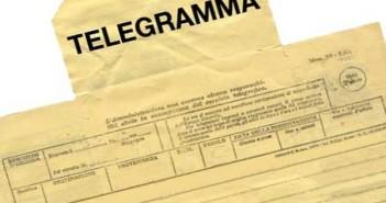 quando negano telegramma